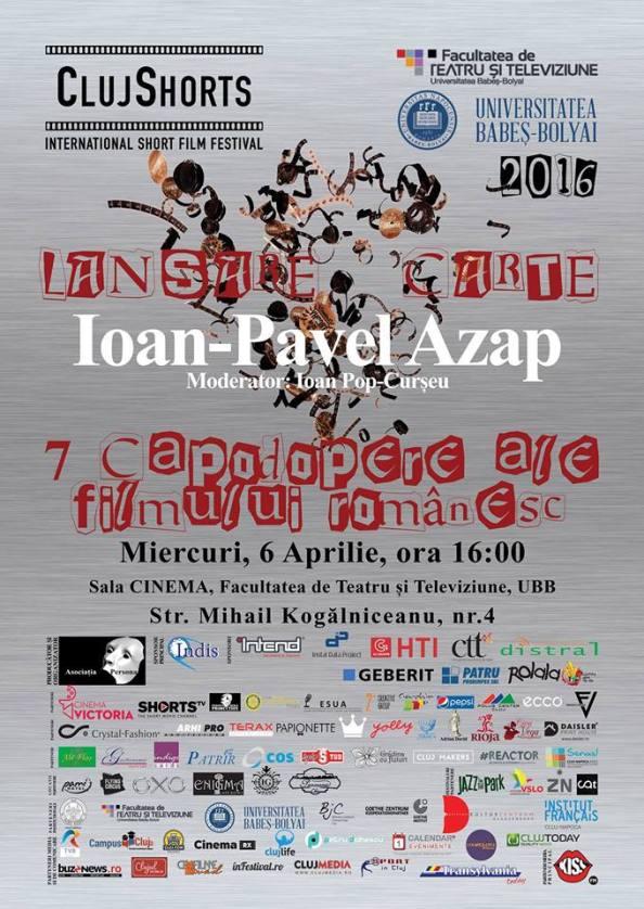 Afis lansare Azap